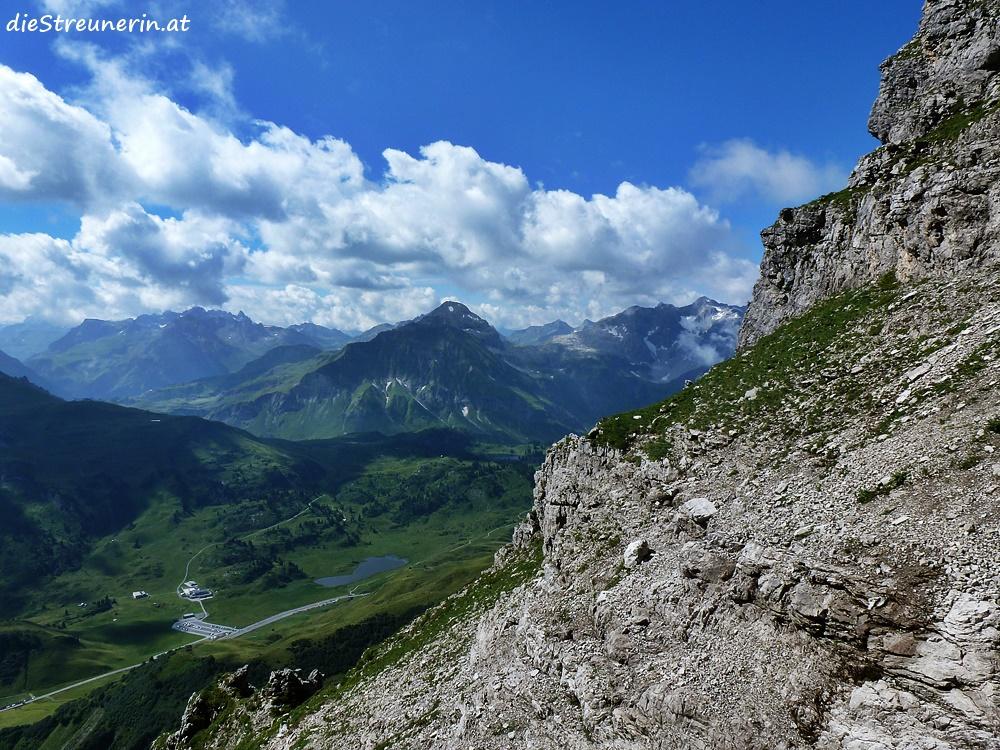 Widderstein, Kleinwalsertal, Widdersteinhütte, Bärgunthütte, Wanderung, Bergtour