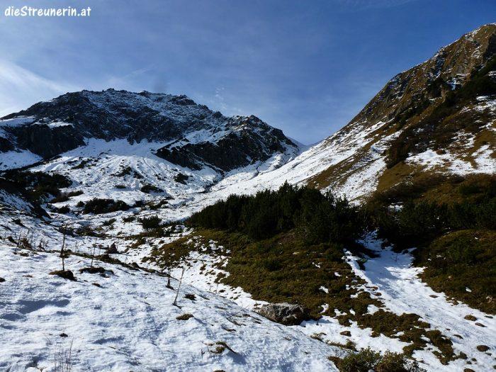 Namloser Wetterspitze 2.553m, Lechtaler Alpen, Tirol