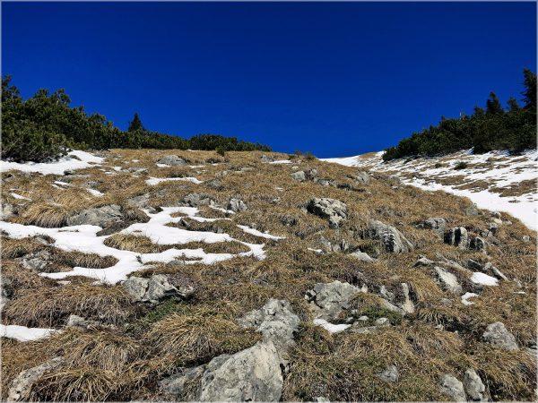 Brentenjoch, Tannheimer Berge