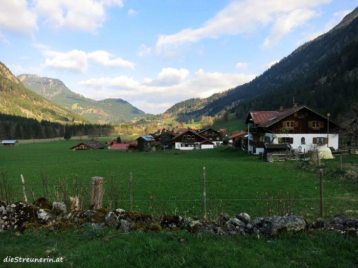Breitenberg, Hinterstein, Allgäuer Berge, Daumengruppe