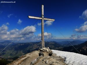 Breitenberg 1.893m – Daumengruppe (inkl Gipfel-Video)