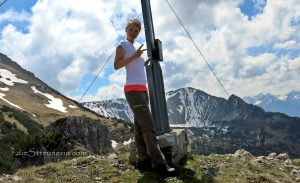 Schwarzhanskarspitze 2.228m Mahdspitze 1.963m Bergtour