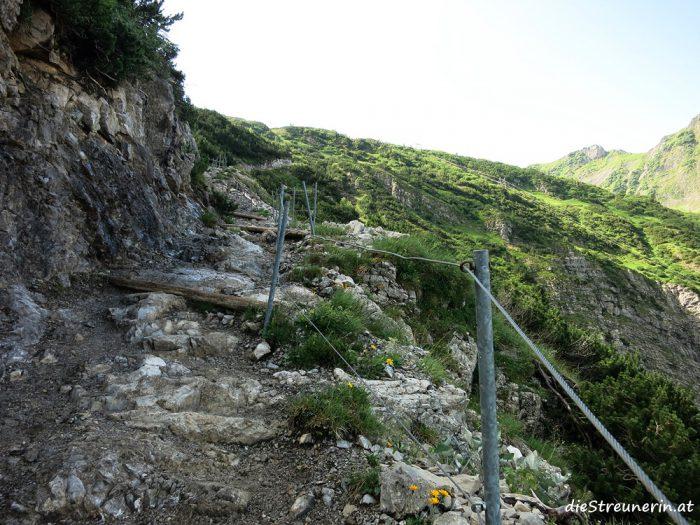 Schrecksee, Hinterstein, Allgäuer Alpen, Bergsee Allgäu