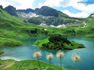 Schrecksee – schönster Alpsee im Allgäu