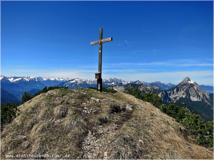 Ammergauer Alpen, Ochsenälpelekopf, Kreuzkopf