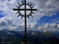 Bergtour über Zingerstein zur Kohlbergspitze