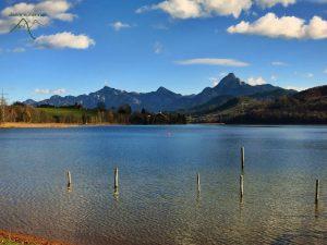 Weißensee 787m im Ostallgäu