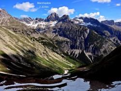 Im wunderschönen Bernhardstal – Jöchelspitze 2.226m Bergtour