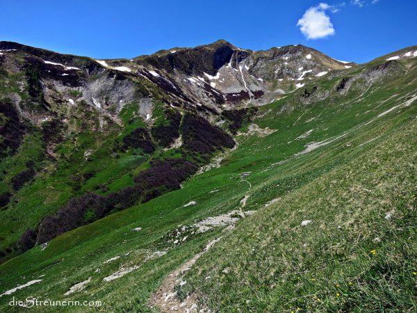 Jöchelpsitze, Lechtal, Wanderung