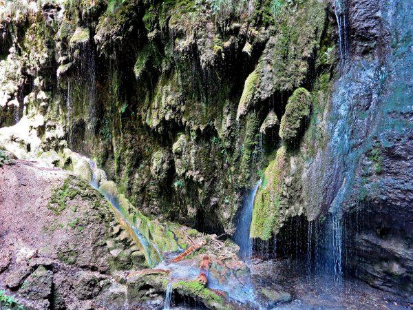 Hinanger Wasserfall, Allgäu