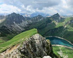 Sulzspitze 2.084m Schochenspitze 2.069m Bergtour