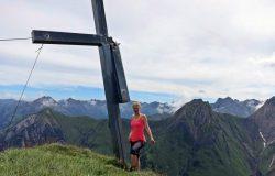 Die leise einarmige Peischelspitze 2.424m