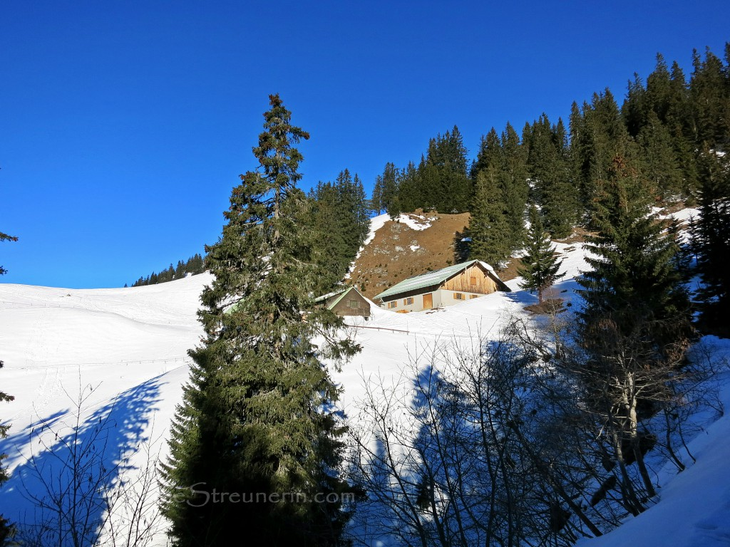 Allgäuer Alpen, Spieser, Wanderung, Route