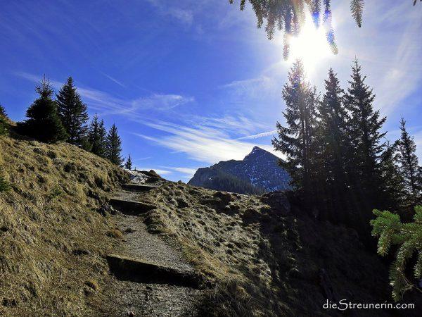 Aggenstein, Tannheimer Berge
