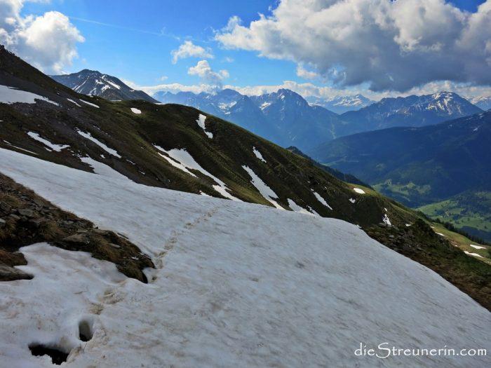 Ammergauer Alpen, Blattberg, Hochschrutte, Bergtour