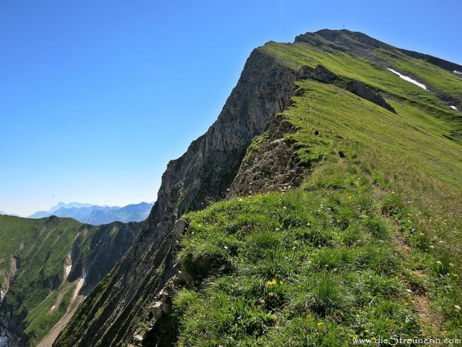 Elmer Kreuzspitze, Lechtaler Alpen, Bergtour, Tirol
