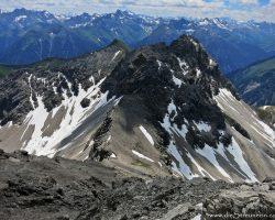 Ausblick vom Großen Krottenkopf 2.656m