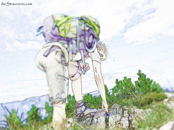 Nimm's Mit – Gemeinsam für eine saubere Bergwelt!