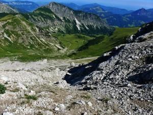 Gaishorn, Vilsalpsee, Tannheimer Berge