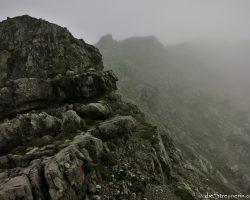 Nebelgeister schweben durch Berg und Tal – Ellbogner Spitze – Bergtour