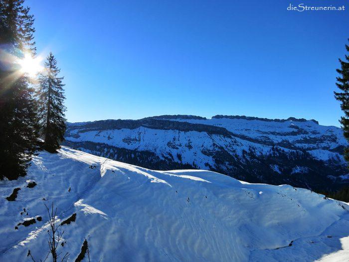 Rohrmoos, Piesenberg, Allgäu, Winterwandern, Schneeschuhwandern