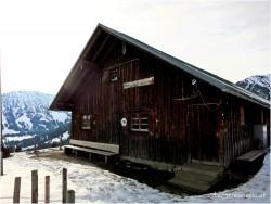 Wertacher Hörnle, Allgäu, Wandern, Buchel Alpe
