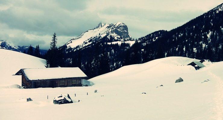 Füssener Jöchl – Gamskopf 1.890m Schneetreiben und mmmmhhh lecker Marillenschnaps genießen
