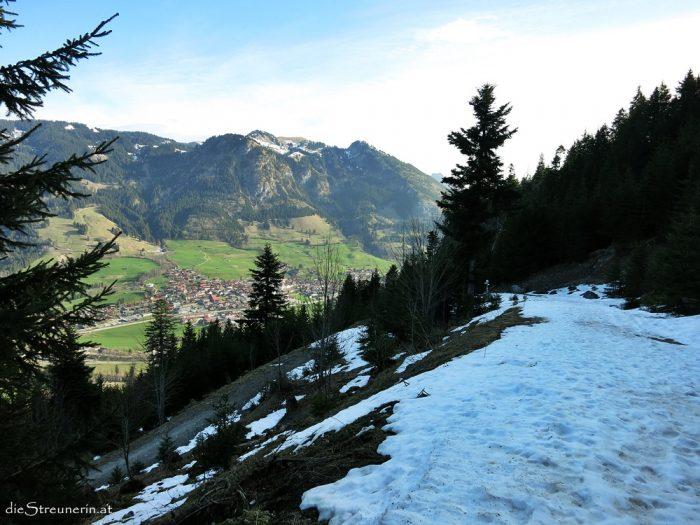 Imberger Horn, Allgäuer Alpen, Hornbahn, Bad Hindelang