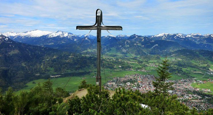 Schattenberg 1.685m Oberstdorf Bergtour