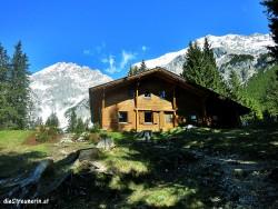 Alplhütte Mieminger Berge