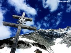 Das Wetterkreuz im Mieminger Gebirge