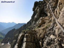 Knittelkarspitze 2.376m Lechtaler Alpen