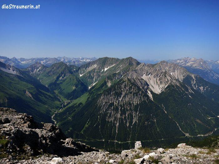 Knittelkarspitze, Lechtal, Lechtaler Alpen