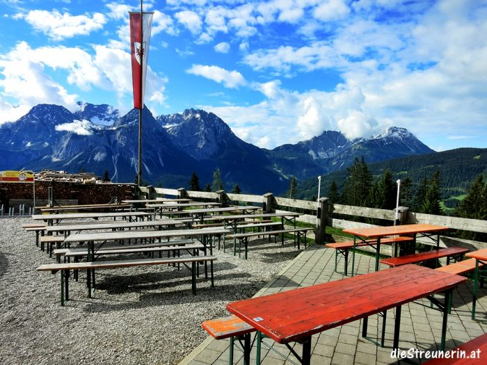 Bergtour Grüner Ups, Upsspitze, Daniel, Ammergauer Alpen