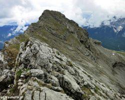Rundtour Grüner Ups 1.852m – Upsspitze 2.332m – Daniel 2.340m