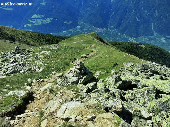 Martelltal, Südtirol, Vermoisspitze