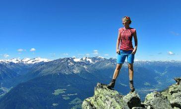 Martelltal (Südtirol) Vermoispitze 2.930m 3. Tag
