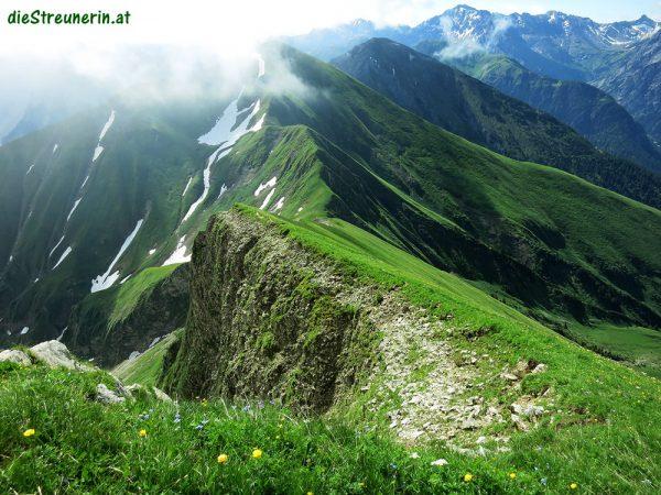 Bschlaber Kreuzspitze, Lechtaler Alpen