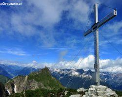 Bschlaber Kreuzspitze 2.462m – Lechtaler Alpen