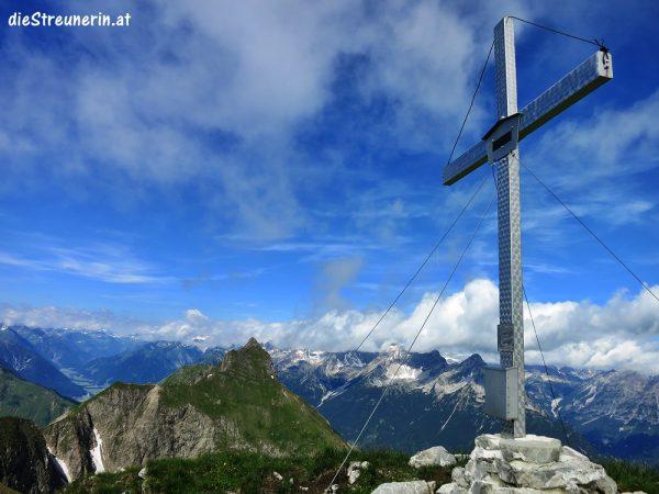 Bschlaber Kreuzspitze 2.462m