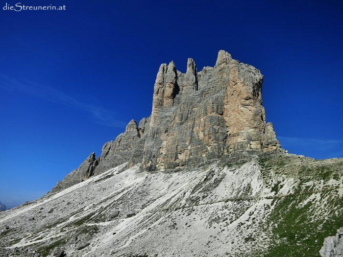 Paternkofel, Sextener Dolomiten, Drei Zinnen, Drei Zinnen Hütte
