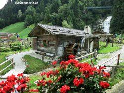 Zeitreise in das Mühlendorf Gschnitz