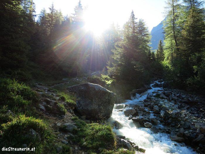 Madatschkopf 2.787m Kaunergrat - Ötztaler Alpen