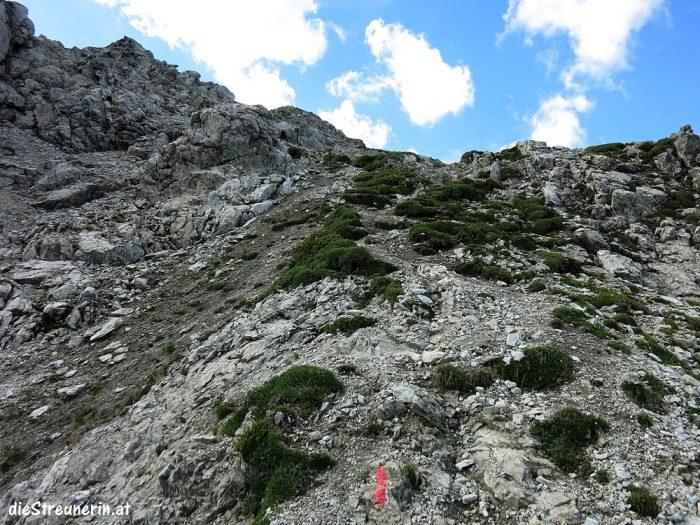wannenspitze, lechtaler-alpen