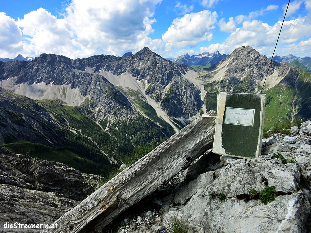 Bergtour Wannenspitze, Lechtaler Alpen