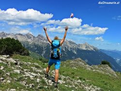 Wannenspitze 2.362m Lechtaler Berge