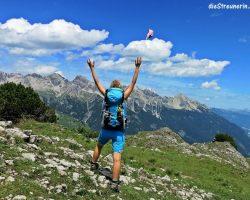 Wannenspitze 2.362m Lechtaler Berge -selten besuchter traumhafter Gipfel