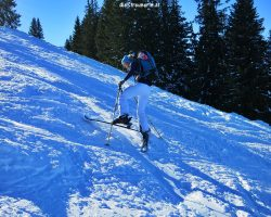 Skitour Sonnenkopf 1.712m