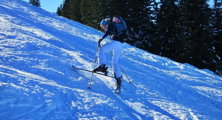 Skitour Sonnenkopf 1.709m