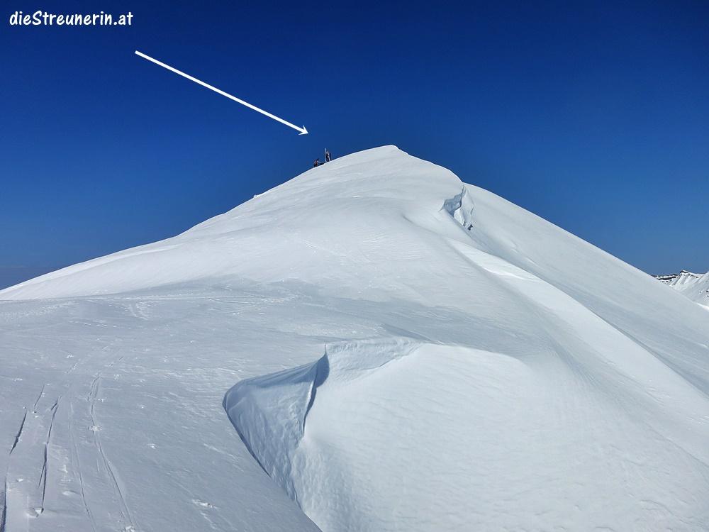 Allgäuer Alpen, Grünhorn, Skitour, Winter
